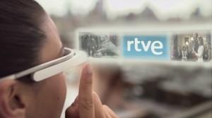 Ya está disponible la nueva aplicación de TVE para Google Glass