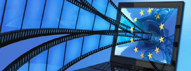Existen distintas ayudas al cine que provienen del ámbito europeo