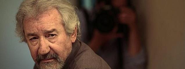 José Sacristán, uno de los miembros de la nueva Unión de Cineastas