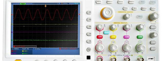 Gama de Osciloscopios Promax OD-600