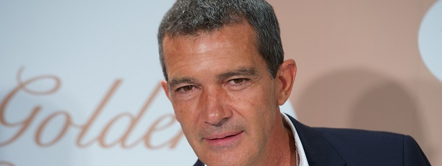 Antonio Banderas Goya Honor