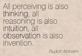 Frase célebre de Rudolph Arnheim