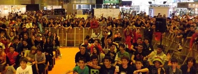 Los videojuegos y el éxito de la Madrid Games Week 2014