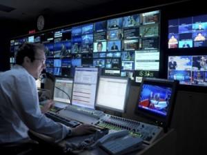 Realización de un programa en directo