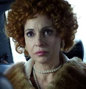 Imagen de la TV movie La Duquesa, donde Adriana Ozores encarna a Cayetana de Alba