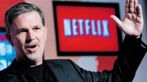 El CEO de Netflix, Reed Hasting