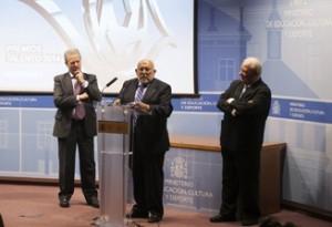 Entrega del Premio Talento Espacial a Pepe Carbajo