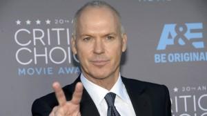 Michael Keaton se llevó tres premios por su interpretación en Birdman
