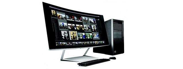 Nuevos monitores 4K de HP para postproducción
