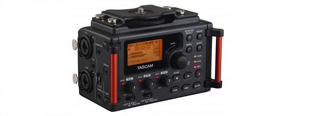 Nuevas grabadoras de audio portátiles TASCAM con Wifi