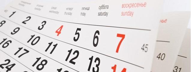 Agenda marzo 2015