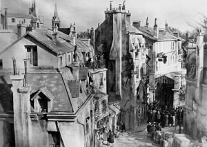 Bajo los techos de París, de René Clair