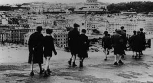 Fotograma de Roma, ciudad abierta de Roberto Rossellini