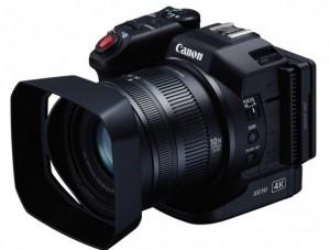 La nueva Canon XC10