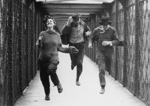 Jules y Jim de Truffaut