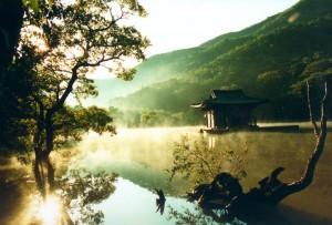 Primavera, verano, otoño, invierno... y primavera, de Kim Ki-Duk