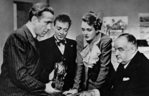 El halcón maltés, de John Huston