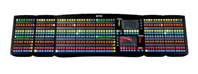 La nueva mesa de mezclas EVS DYVI