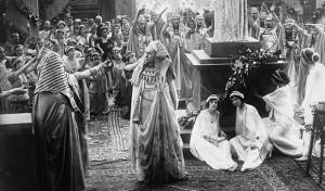 Imagen de Los últimos días de Pompeya, de Caserini y Rodolfi