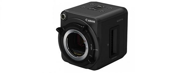 La nueva cámara Canon ME20F-SH