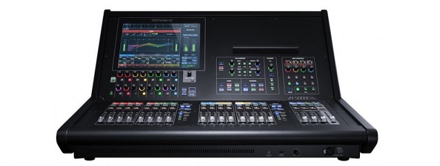 La nueva mezcladora Roland M-5000C