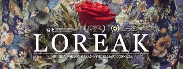 Loreak seleccionada para los Oscar