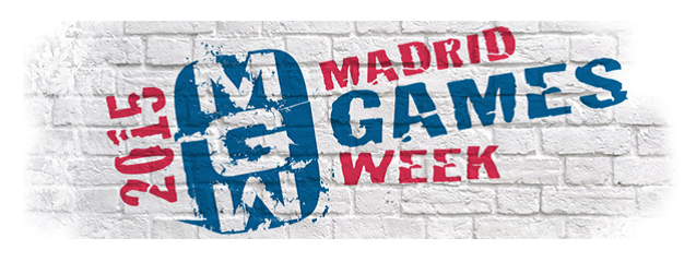 Confirmaciones Madrid games Week 2015