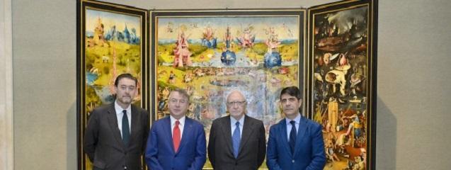 Convenio de RTVE y el Museo del Prado
