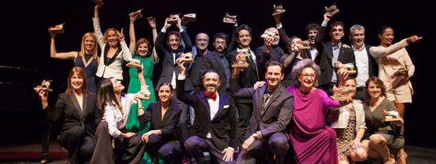 XXV Premios Unión Actores Actrices