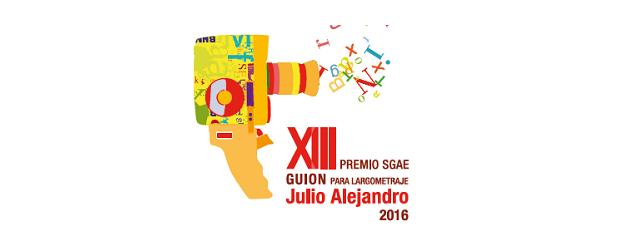 XIII edición Premio de Guion para Largometraje Julio Alejandro