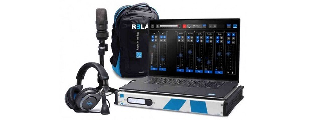 Nuevo mezclador virtual de sonido relay de Lawo