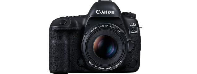 Nueva Canon EOS 5D Mark IV