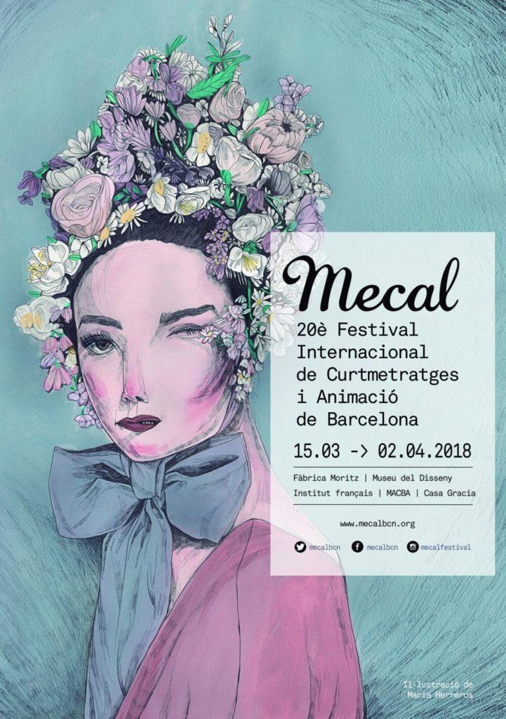 Cartel de Mecal en su vigésima edición