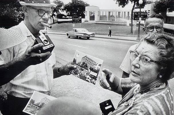 Garry Winograd, fotografía de calle