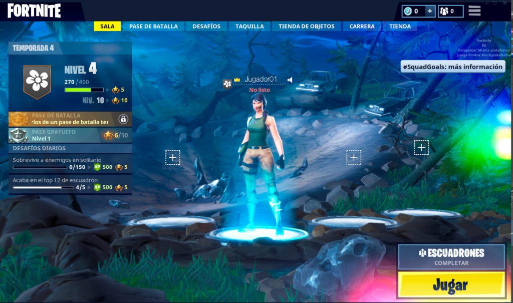 Fortnite, el videojuego que arrasa en 2018