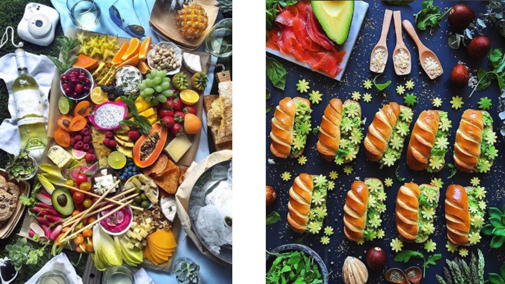 Las mejores cuentas de fotografía gastronómica en Instagram