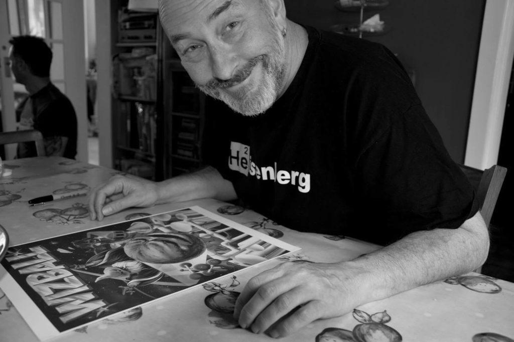 Ilustradores de videojuegos: Bob Wakelin