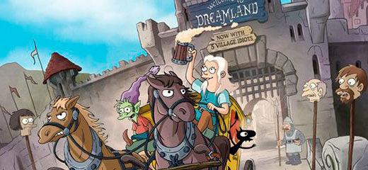 Des(encanto), la nueva serie de Matt Groening