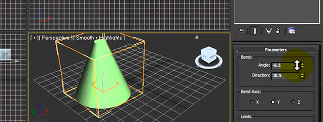 Los modificadores en 3D Studio Max