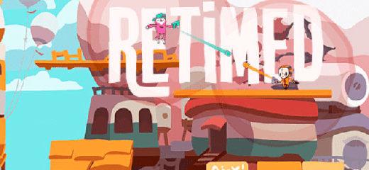 Retimed, el nuevo lanzamiento para Nintendo Switch