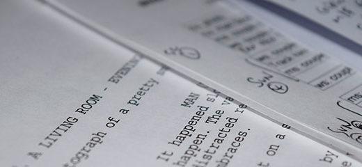 5 errores a evitar a la hora de escribir un guion