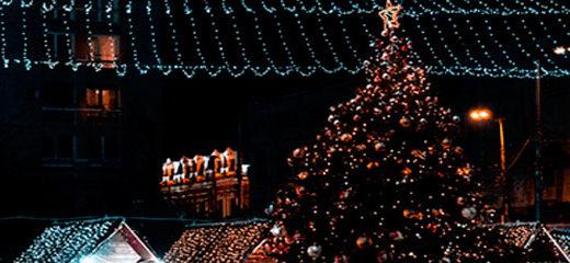 6 consejos para tomar buenas fotos de luces navideñas