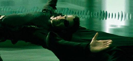 Cómo ralentizar la imagen: efecto Matrix