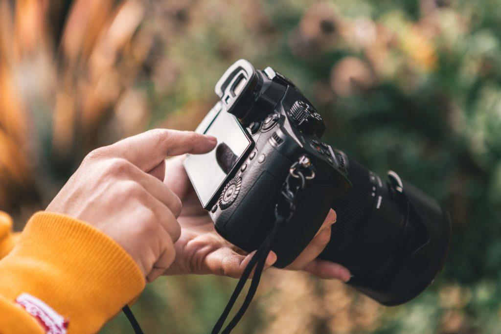 Primeros pasos para un fotógrafo principiante