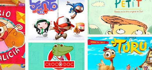 series de animación que producirá Televisión Española