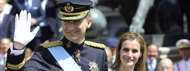 Imagen del Rey Felipe VI