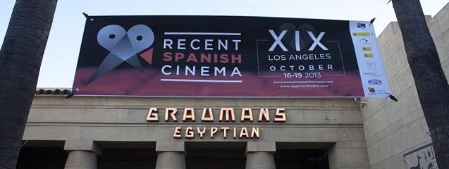 Imagen de la Recent Spanish Cinema del año pasado.