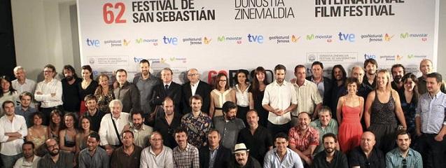El cine español en el Festival de San Sebastián