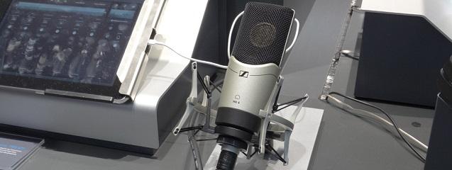 El nuevo micrófono Sennheiser MK8