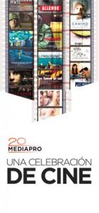 Promoción del aniversario de Mediapro